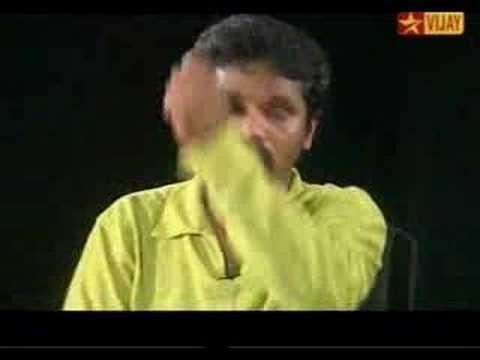 kamal furious in madan's thirai parvai