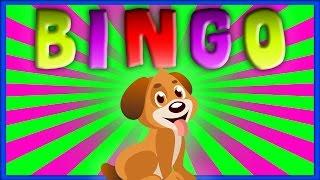 BINGO Song | Nursery Rhyme for Kids, Children & Babies | BINGO Dog Song
