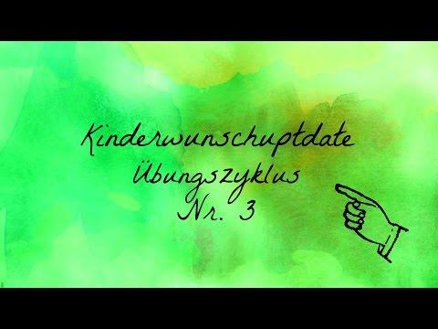 Kinderwunschupdate Übungszyklus Nr. 3 - Annes Neuland