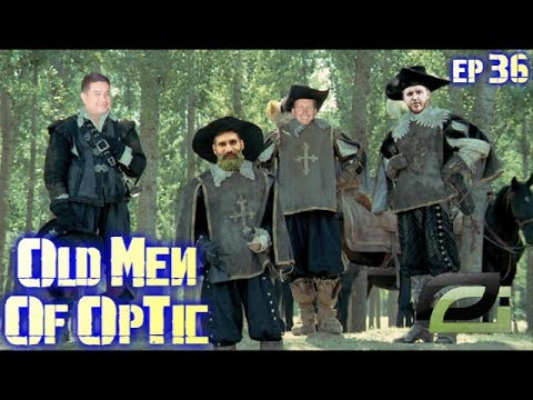 Old Men Of OpTic Ep 36 - Down to the WIRE!