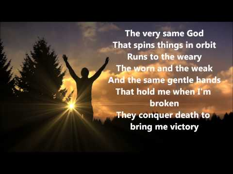 Nicole C. Mullen - My Redeemer Lives (Lyrics)