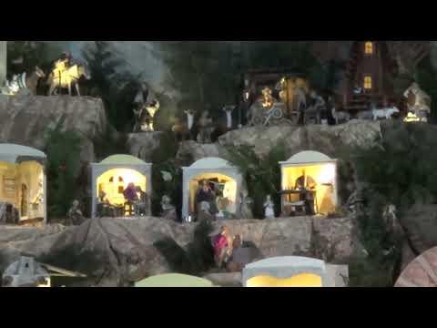 Szopka Bożonarodzeniowa U Oo  Bernardynów W Krakowie