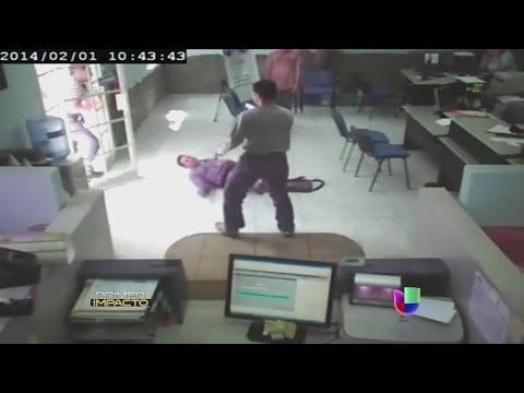 Guardia de seguridad de un banco fue asesinado a sangre fría - Primer Impacto