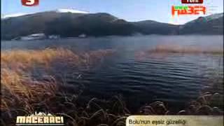 Maceracı Bolu Abant Gölü