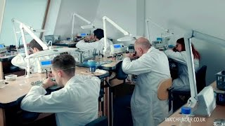 Inside the Watchfinder & Co. Cartier Certified Service Centre