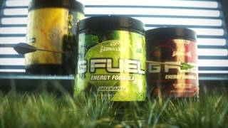 GFuel-Natural Energy | ADVERTISEMENT ~by Simon M.