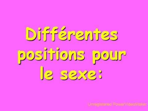 Positions Sexe 10 06 17 08 Wmv video