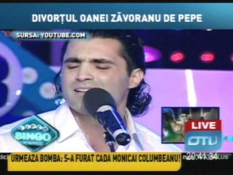 Pepe - Prea tarziu canta melodia de despartire pentru Oana Zavoranu