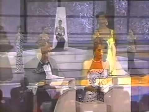 Velada de Elección y Coronación 1993 - Señorita Colombia® Carolina Gómez