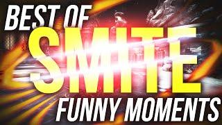 SMITE FUNNY MOMENTS MONTAGE! - MythyMoo