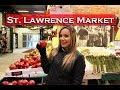 Vale a pena visitar: St. Lawrence Market ❄ Dia 6 #viciodeferias