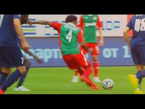 Manuel Fernandes -  Freestyler |  FC Lokomotiv Moscow 2014/15