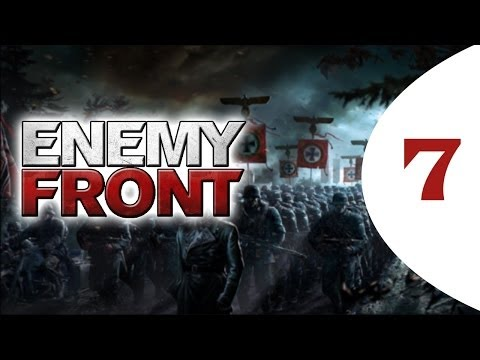 Enemy Front Gameplay Walkthrough Part 7 - Warsaw Calling (Xbox 360)
