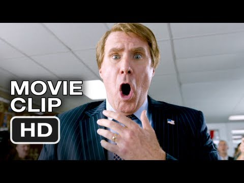 The Campaign Movie CLIP -Punching the Baby (2012) - Will Ferrell, Zach Galifianakis Movie HD