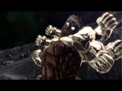 Asura's Wrath - Ch 20 - Playthrough FR HD par Bob Lennon