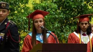 Madison High School 2018 Graduation Ceremonies