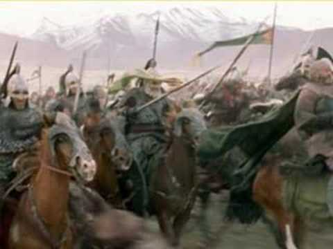 Warriors In Peace (A. R. Rahman) Lord of The Rings