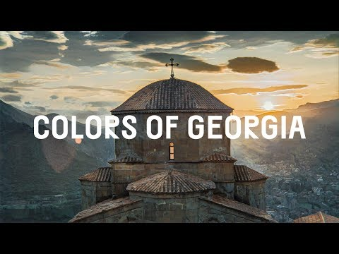 Colors of Georgia
