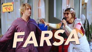 Violeta revela a FARSA de Rique! 😱  | A Vila | Nova Temporada | Humor Multishow