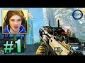 """MY FIRST GAME!"" - TITANFALL Beta LIVE w/ Ali-A! #1! - (Titanfall Multiplayer Gameplay)"
