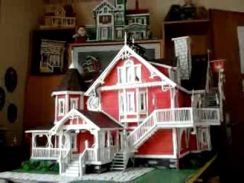 Coraline House Model Youtube