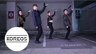 [Koreos] K.A.R.D 카드 - Rumor Dance Cover 댄스커버