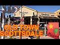 Old Town Scottsdale, Arizona - Touring The Area
