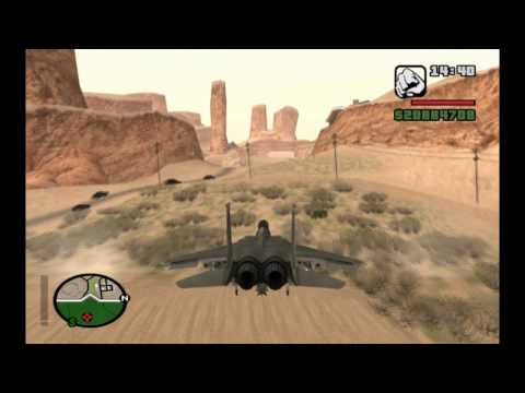 Gta San Andreas test de l