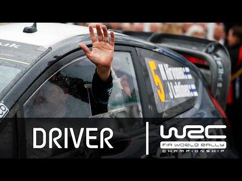 WRC - Wales Rally GB 2014: Driver Special Mikko Hirvonen