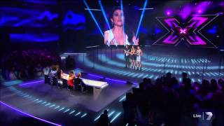 Third D3GREE: Love the Way You Lie - The X Factor Australia (FULL) HQ