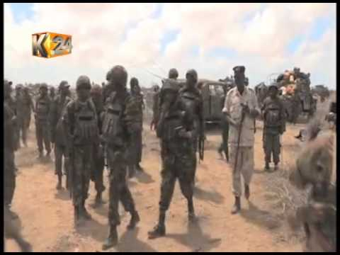Al Shabaab ambush a Somali National Army camp