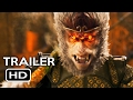 Journey To The West: The Demons Strike Back Official Trailer #1 (2017) Fantasy Movie HD
