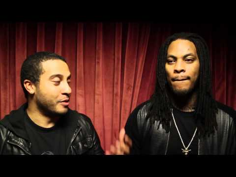 The Backwash with DB: Waka Flocka Speaks on Getting his First Tattoo with a Paperclip