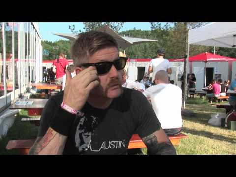 Mastodon interview - Bill Kelliher (part 2)