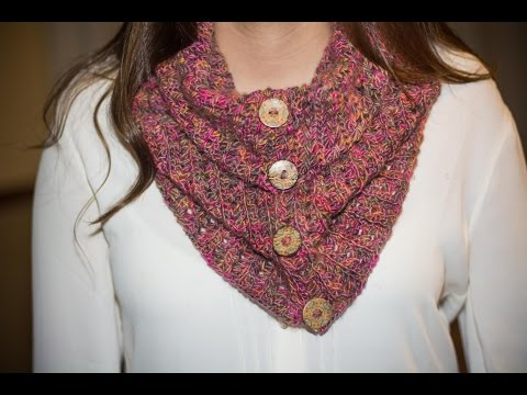 Free Crochet Pattern For Dallas Dream Scarf : Download Dallas Dream Scarf/3 Button Scarf Instructions ...