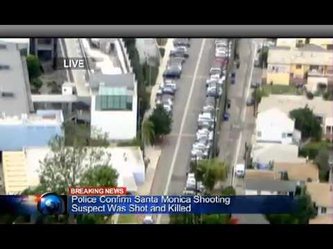 Santa Monica College Shooting Coverage SUSPECT DEAD!