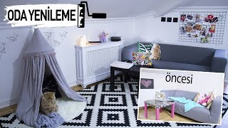 ODA YENİLEME | ROOM MAKEOVER