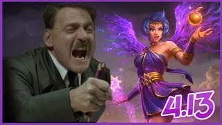 Smite - Hitler Reacts to Patch 4.21 [Discordia]