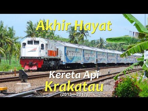 HARI INI, Akhir Hayat Kereta Api Krakatau (Blitar—Merak)