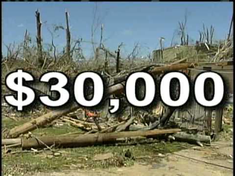 Some Yazoo Tornado Victims Denied FEMA Aid