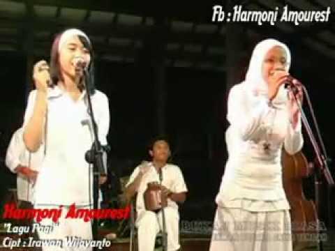 download lagu Lagu Pagi - HArmoni Amourest.flv gratis