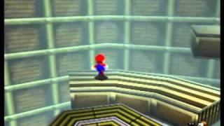 """Super Mario 64 (N64) Tick Tock Clock 100 Coins - 57""""8"""