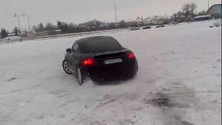 AUDI TT 8n 1,8T QUATTRO 165KW- 224PS snow drift