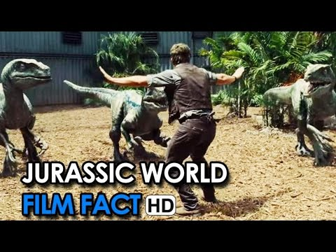 JURASSIC WORLD Trailer Ufficiale Italiano (2015) - Chris