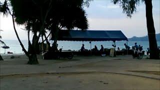 Massage on the beach Patong Phuket