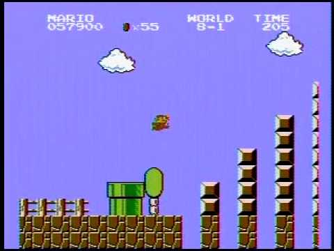 Super Mario Bros. Speed Run - 4:58.34 *World Record*