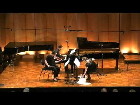 Goldmann - Trio for Horn, Violin and Piano