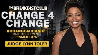 Judge Lynn Toler Wants To Break The Stigma About Mental Illness