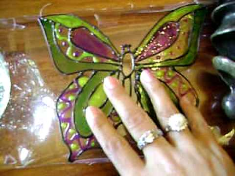 Como hacer mariposas youtube - Decoracion con mariposas ...