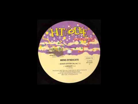 Meng Syndicate - Sonar System || Hithouse Records - 1991